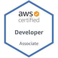 aws certified developer associate badge