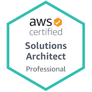 aws certified solutions architect professional badge